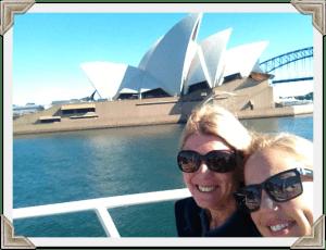 Opera House, Harbour Bridge, Coffee Cruise, Captain Cook, Sydney Harbour, tourists