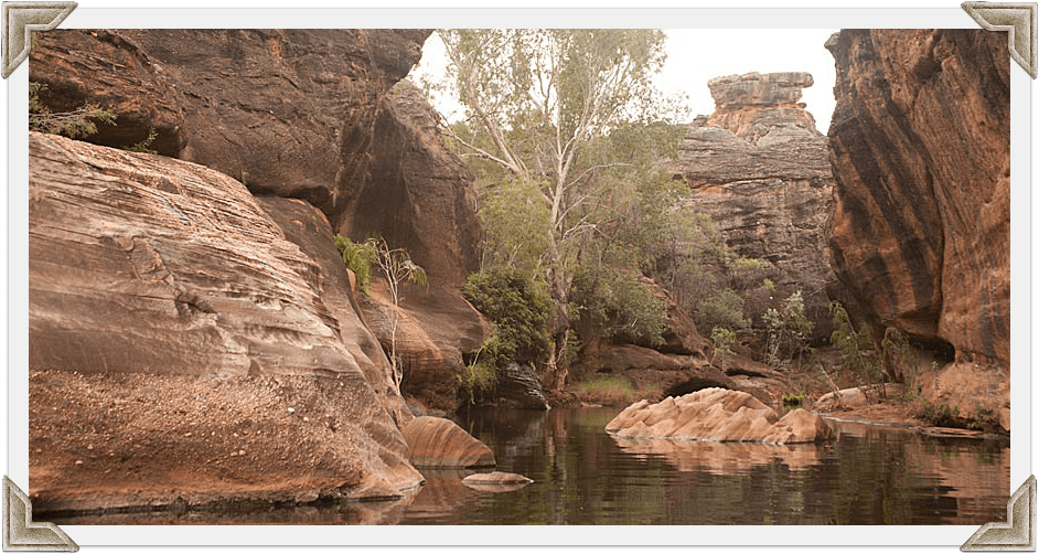 Photo credit: Cobbold Gorge Tours