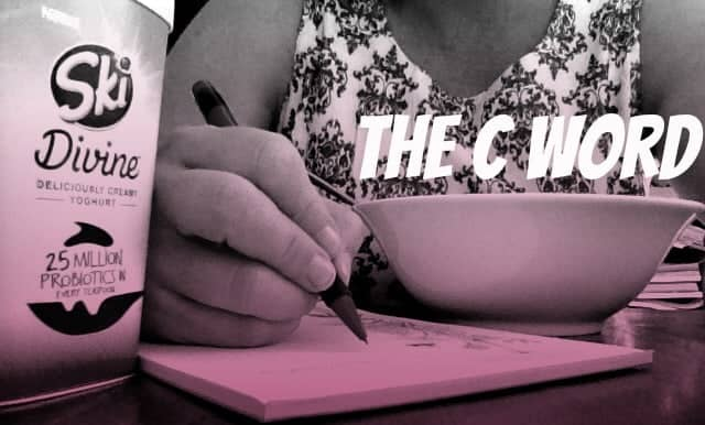 the c word – Breast Cancer Awareness Month