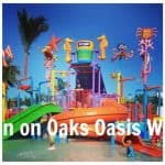 the lowdown on Oaks Oasis Water Park