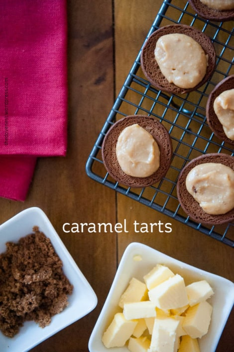 caramel-tarts-recipe
