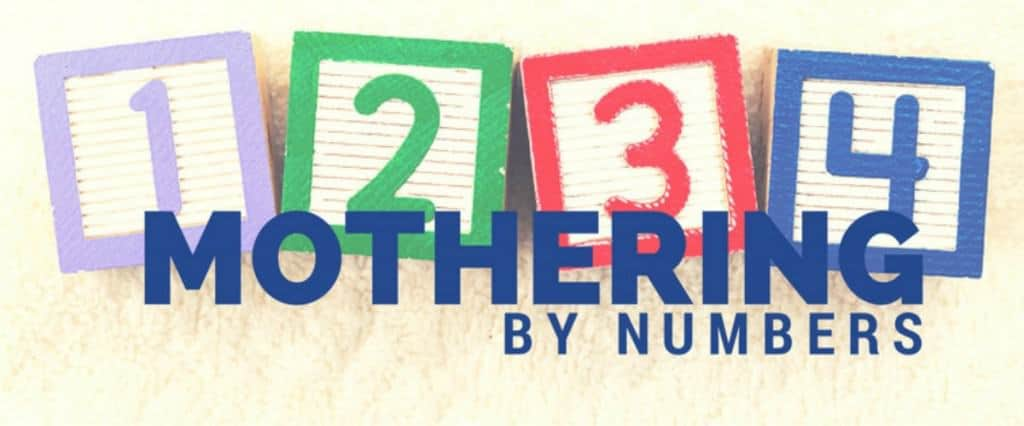 mothering by numbers