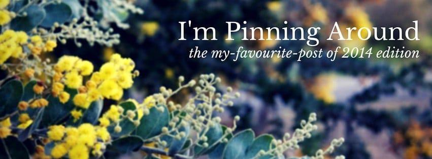 I'm Pinning Around Pinterest Link Party