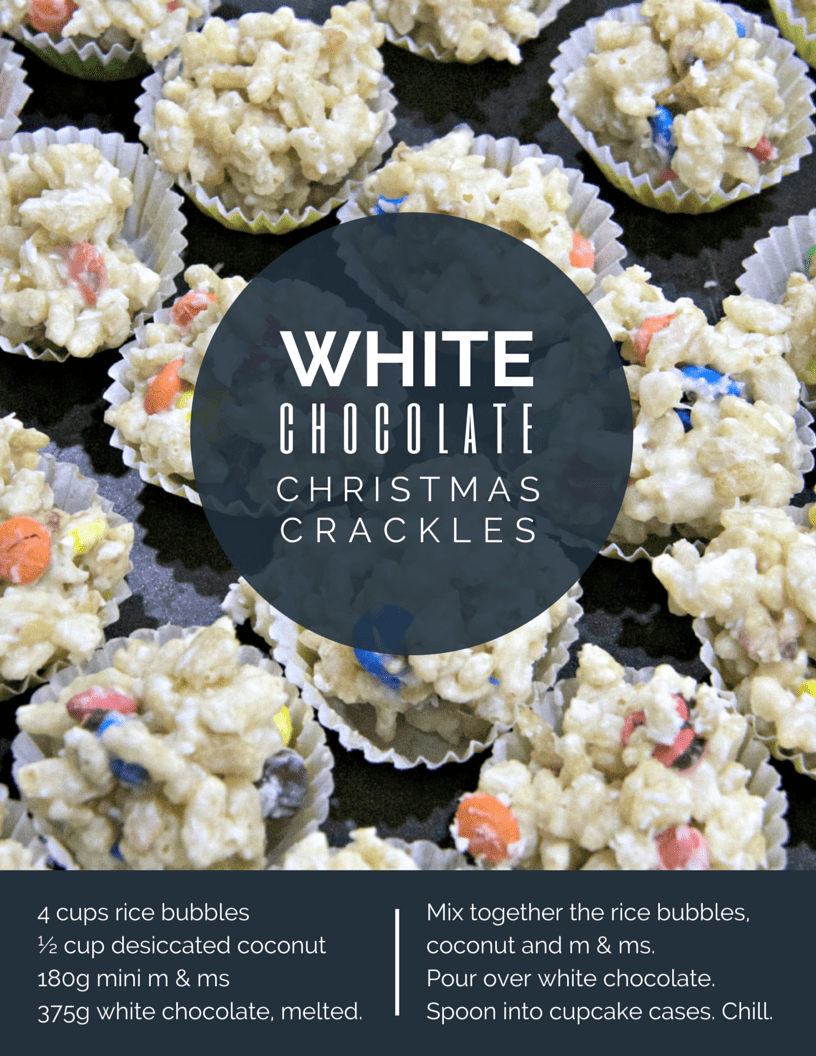 white chocolate Christmas crackles-2