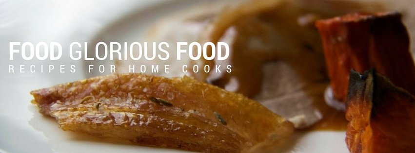Food Glorious Food: a place for home cooks to hang out.