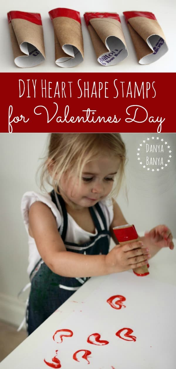 Heart-shaped-stamps-for-Valentines-Day-art-for-toddlers