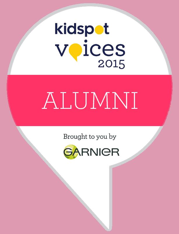 Kidspot Voices Alumni