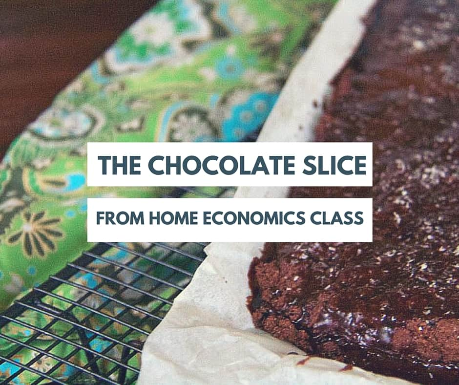 THE CHOCOLATE SLICE social