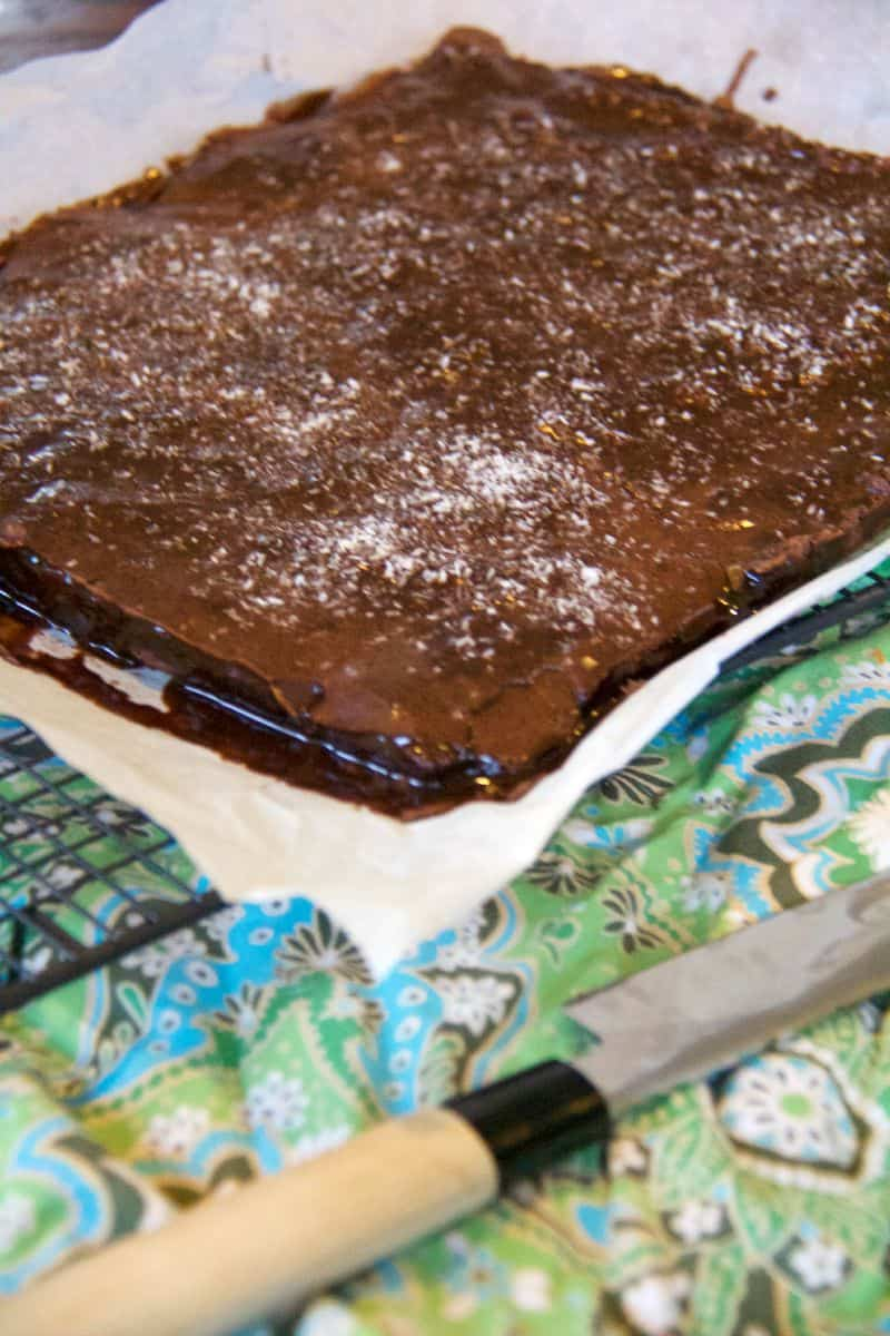 home economics choc slice