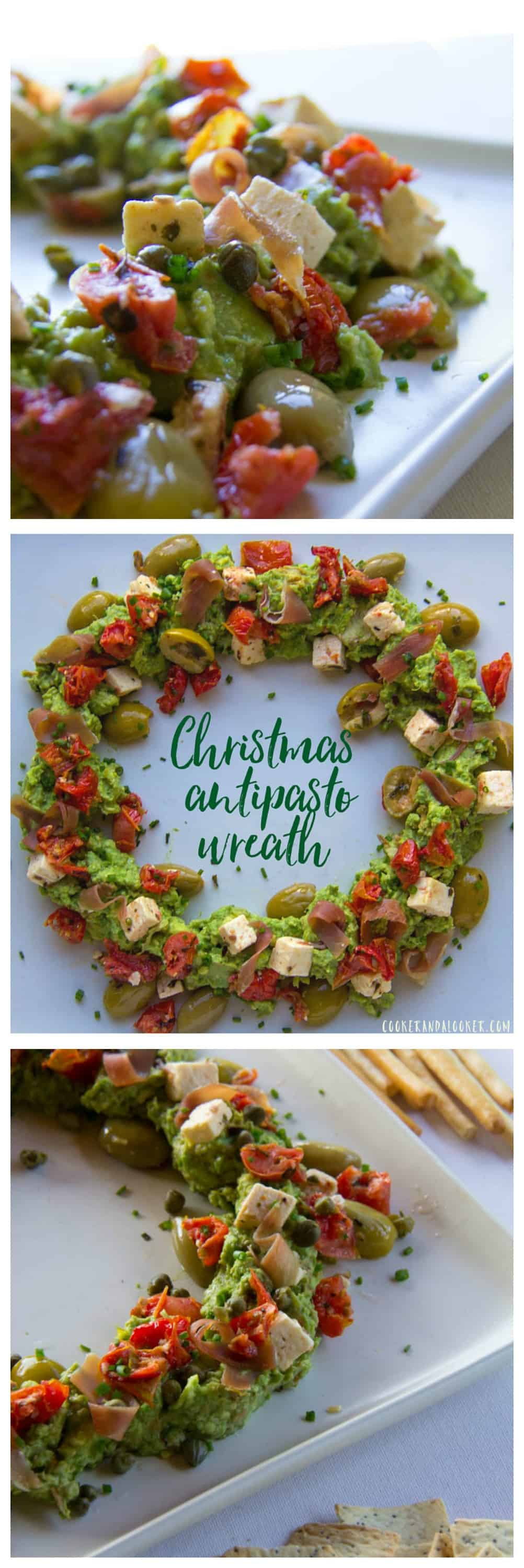 This Christmas Antipasto Wreath is just the thing to pop together should Oprah Winfrey pop in for afternoon tea. It's simple, stylish and read in just ten minutes!