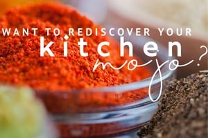 Join the challenge and rediscover your kitchen mojo!