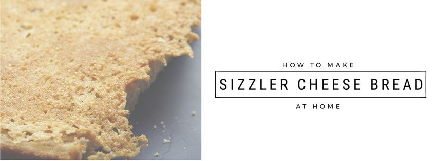 how to make sizzler cheese toast at home