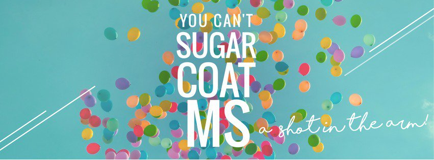 you can't sugar coat MS | house arrest day 21